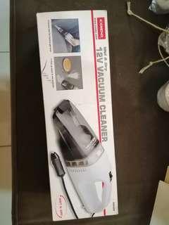 12V Vacuum Cleaner (Auto, Wet & Dry)