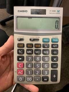 Casio Calculator JF-120MS