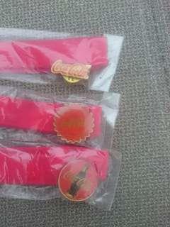 Coca Cola Pins