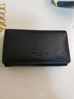 🚚 Genuine Leather Key Pouch Holder.