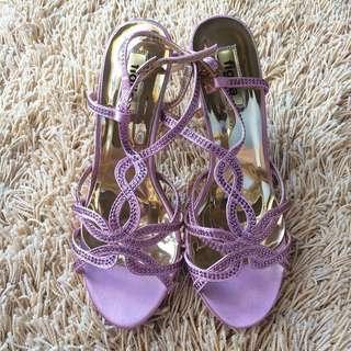Figlia Eve Pink Heels