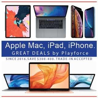 Apple Products Sale!! - Apple Macbook Pro Air iMac iPhone iPad X Touch Bar Touch ID TBTID 2011 2012 2013 2014 2015 2016 2017 2018