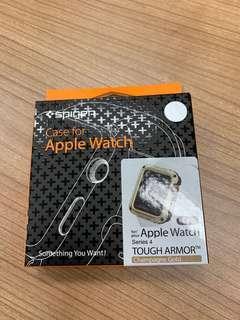 Spigen Apple Watch Series 4 case (44mm, Graphite Black)
