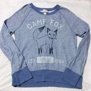 Camp Fox Sweater