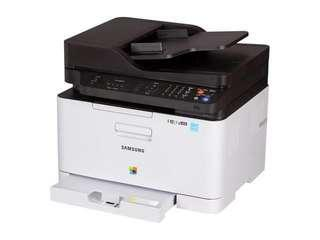 🚚 Samsung Multifunction Laser Printer