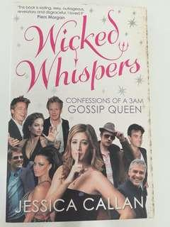 Wicked Whispers : Confession of a 3am Gossip Queen