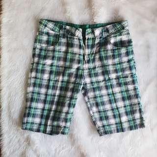 Billabong Plaid Green Tiangge