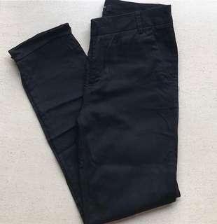 🚚 SALE❗️Stradivarius black work pants