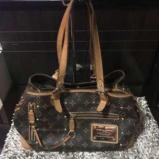 Preloved LV Ltd. Ed. Riveting Bag (Japan)