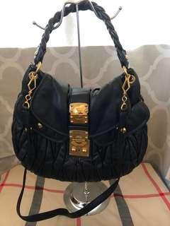 Authentic Miu Miu 2 way bag