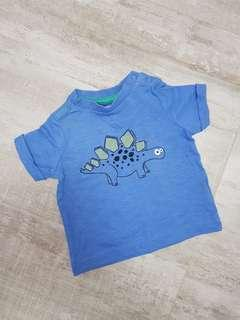 Mothercare Dinosaur Top