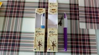 Made in France 4-colours pen set