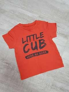 Mothercare Top Little Cub