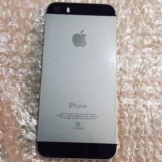 Iphone 5s 太空灰