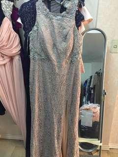 Plus size gown xxl
