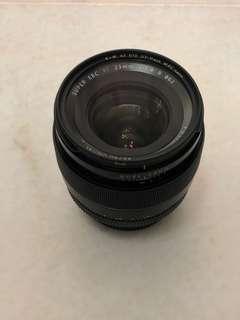 Fuji 23mm f1.4 (Good Condition)