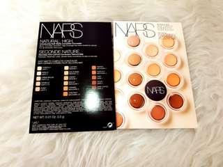 Nars soft matte concealer sample card - per piece