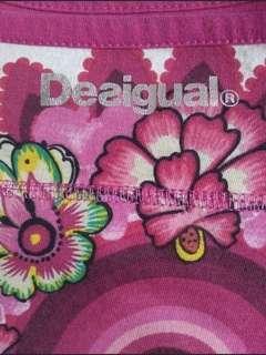 Original DESIGUAL top spring edition for toddler girl