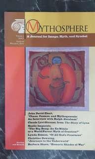 Mythosphere a journal for image, myth and symbol