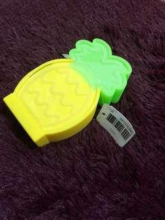 Original Bath and Body works Pocketbac holder- Pineapple