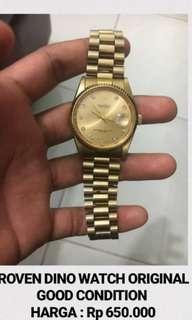 Jam tangan roven dino 650 net
