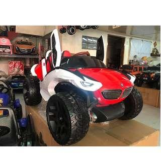 All New BMW ATVE Electric Ride On Toy Car For Kids