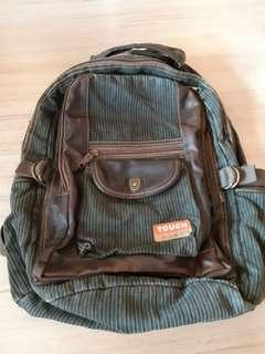 🚚 Fabric backpack