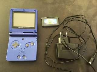 Game boy sp bundle
