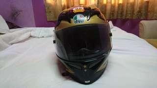 Helmet AGV Barry Sheene Size L Limited Edition