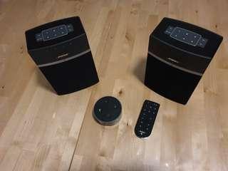 🚚 Bose SoundTouch 10 wireless starter kit with Amazon Echo Dot