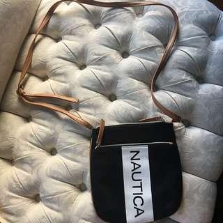 Nautica authentic hand bag / purse