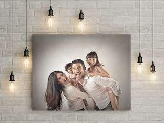 🚚 Super Cheap Premium Customized Ready-to-Hang Canvas Print (Water & Sun Resistant) (FREE SHIPPING!)