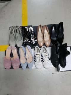 Senso Tony Bianco Adidas ninewest wittner suede shoes 38 39