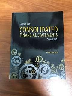 🚚 Consolidated Financial Statements