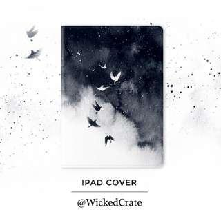 PO: Birds of Dusk iPad Cover
