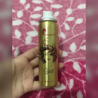 Hair Spray Rambut