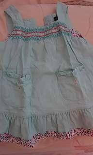 Dress size 12-18 month