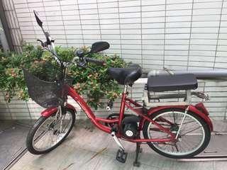 🚚 電動自行車