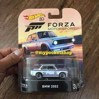 🚚 Hot Wheels BMW 2002 (Forza)