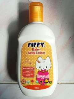 Fiffy Baby Moist Lotion #CNYGA
