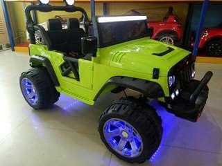 Type : jeep runicon pliko