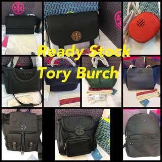(10/02/19)Authentic Tory Burch women handbag Clutch Furla Metropolis sling bag MK totes Michael kors totes wallet March Jacobs wristlet