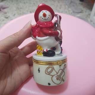 🚚 BN Precious Thoughts Snowman @ $9