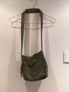 (SF delivery) world market Seattle handbag leather