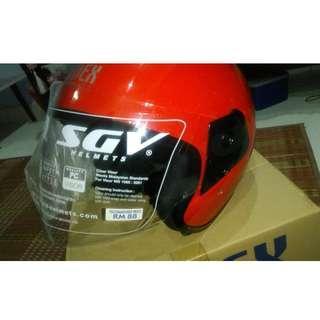 Index Sport Helmet (Red)