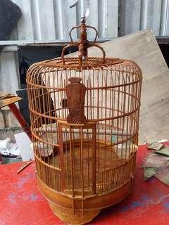 Bird Cage 竹制大形鸟蘢