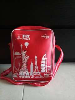 Limited Edition Emirates Airlines Brand New Sling Bag- Kids