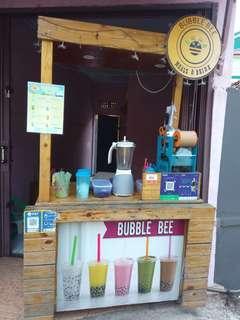 1 Set Jualan Bubble Drink
