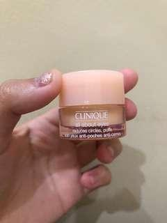 Clinique all about eyes 5ml (SALE!)