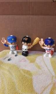 Baseball action figure